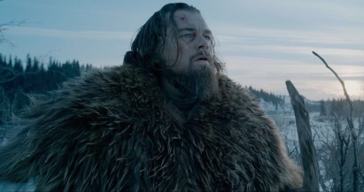 Leonardo DiCaprio stars in The Revenent. Image courtesy of New Regency Pictures.